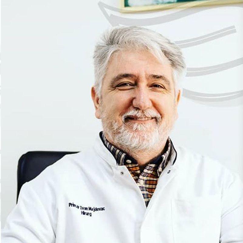 Prim. dr med. Ivan Majdevac