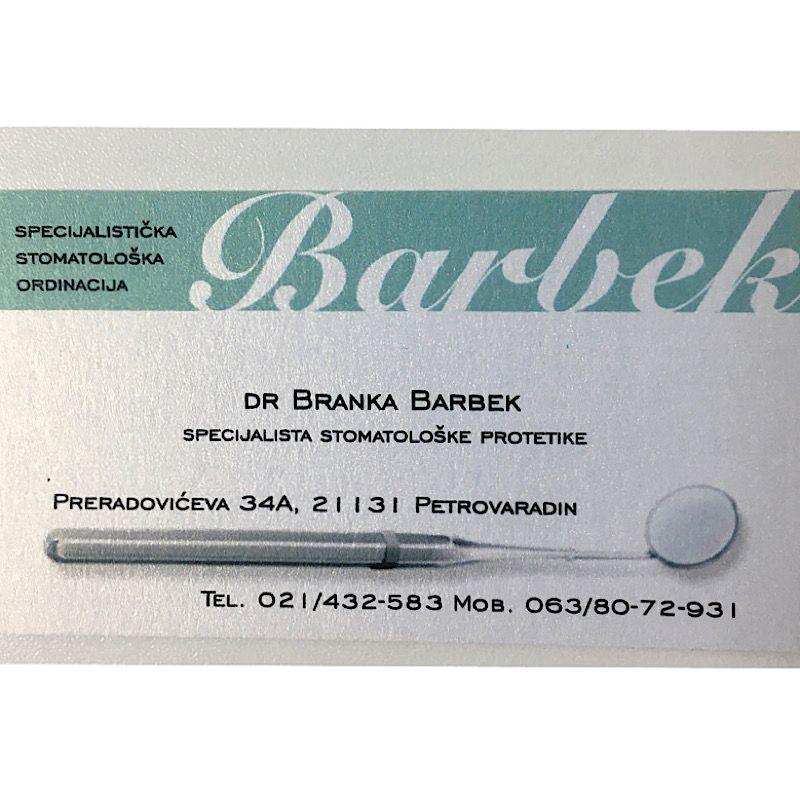 Barbek Branka