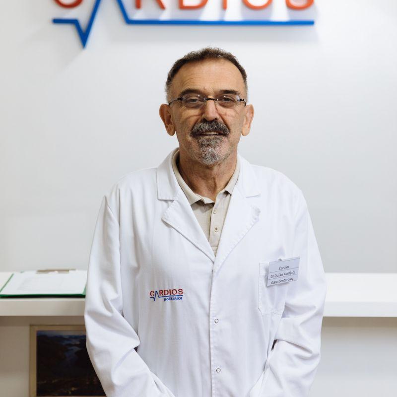 dr Duško Kornjača