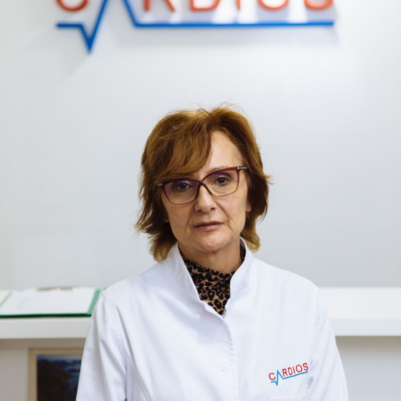 Dr Gordana Novović