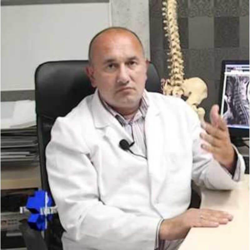 Primarijus dr Nikola Radaković