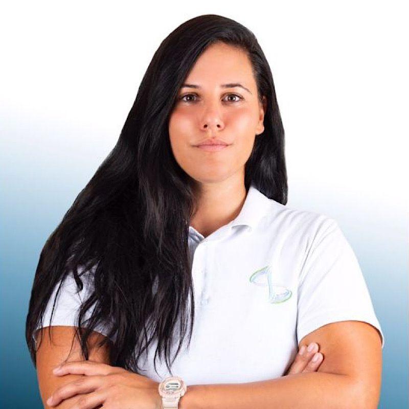Fizioterapeut Angelina Matić