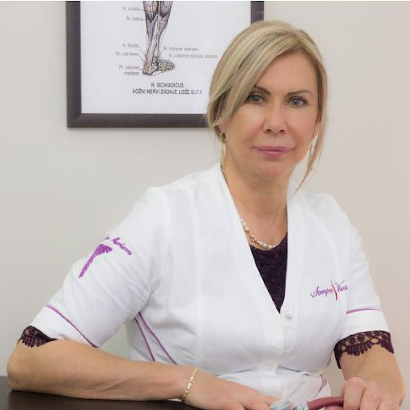 dr Marina Markova
