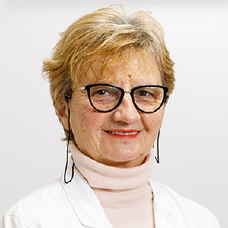 Mr sci. Med. dr Olga Supić