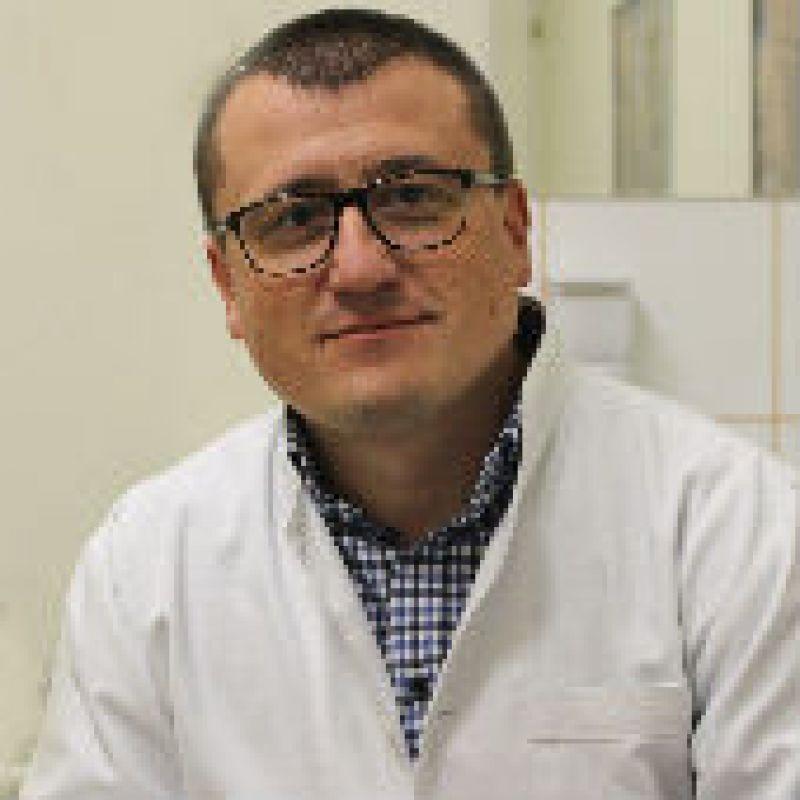 Spec. dr med. Bojan Inđić