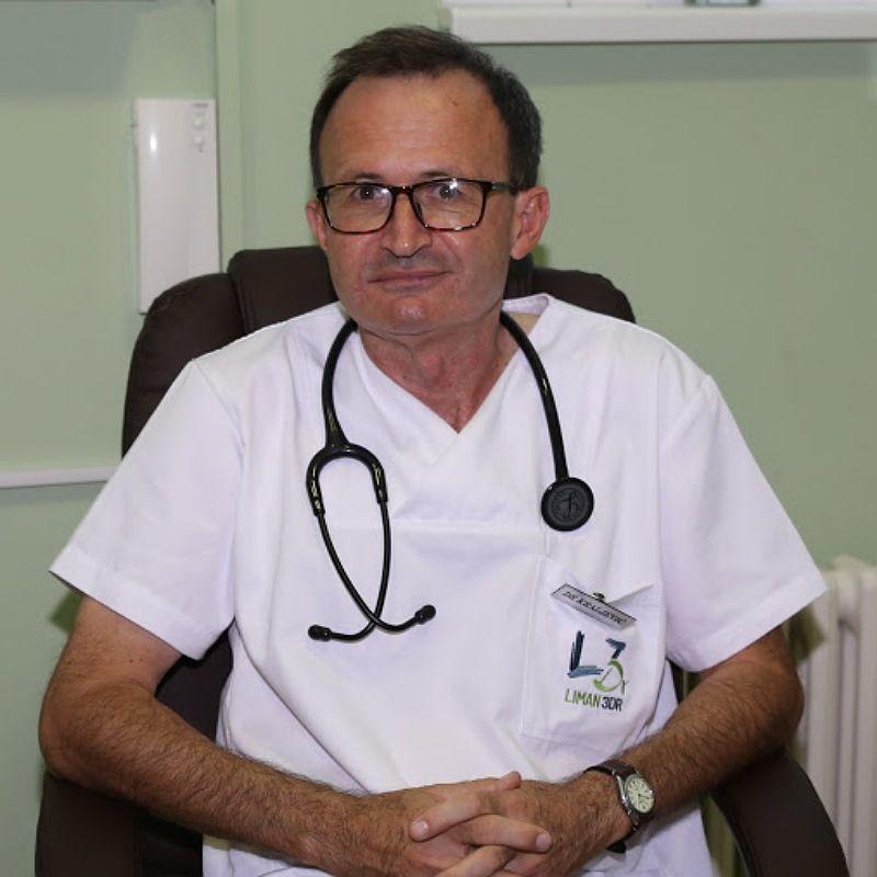 Dr mr sci. Vladimir Kraljević