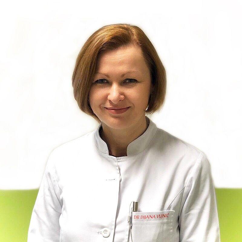 Dr Dijana Vujnić