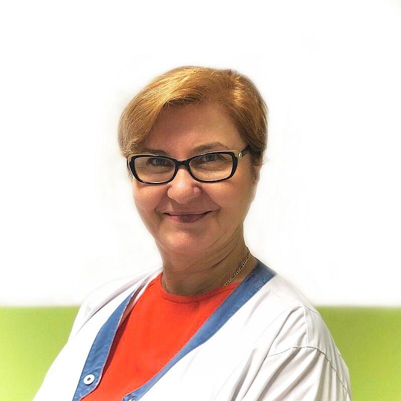 Prim. mr sci. dr Dušica Jarić