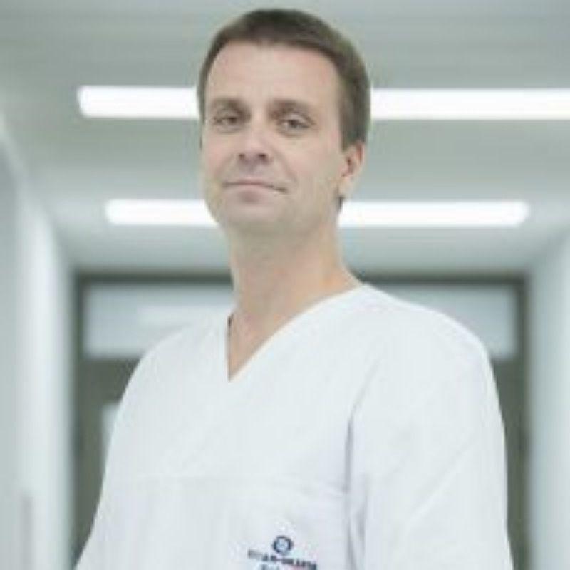dr sci. med Sava Barišić