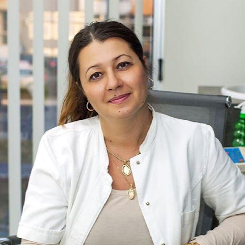 Prim. dr Slađana Anučin