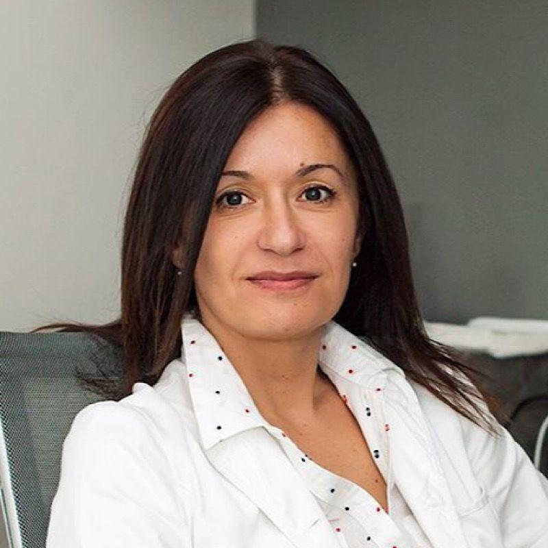 Dr Branka Radošević-Cvijanović
