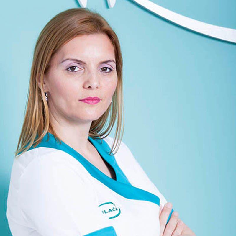 dr Sandra Milojević