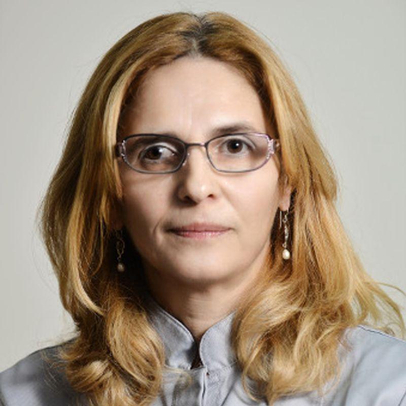 Mr. sc. med. dr Marija Vasin
