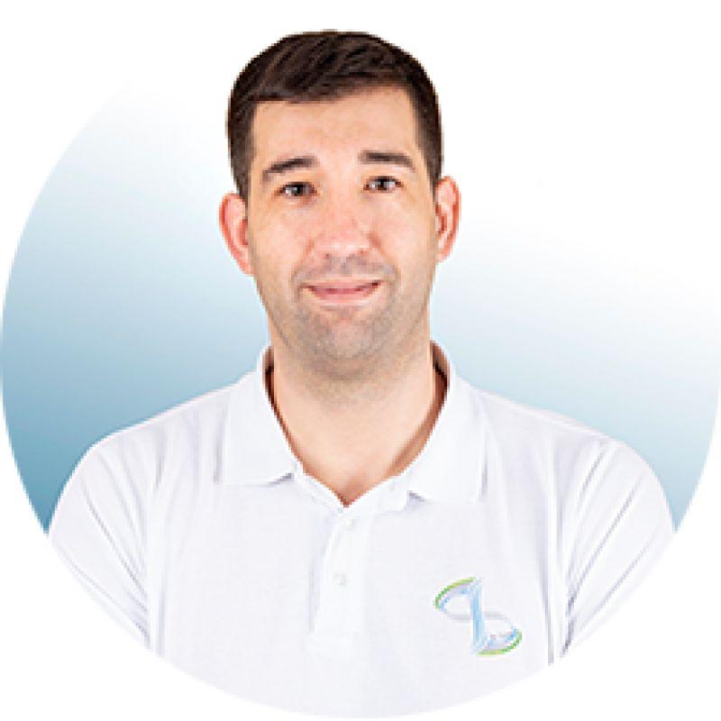 Fizioterapeut Milan Antić
