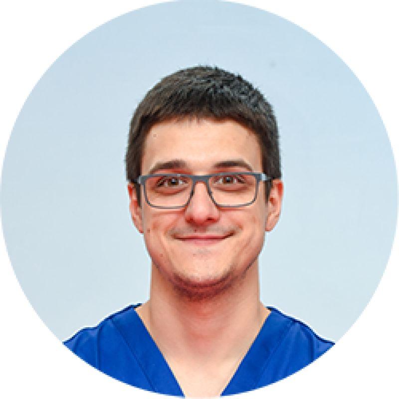 Fizioterapeut Mladen Milovanović