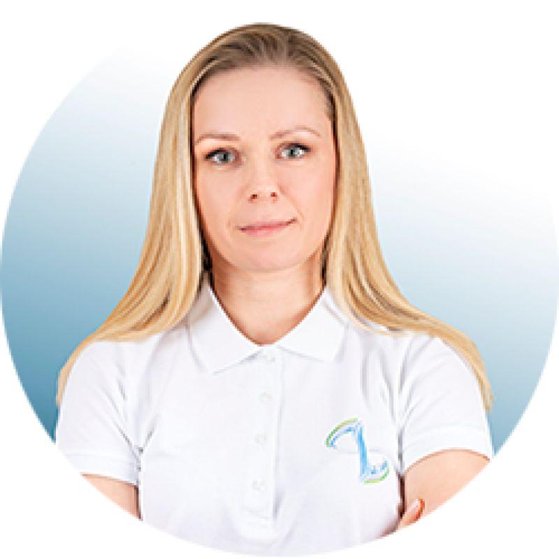 Fizioterapeut Nataša Horvat
