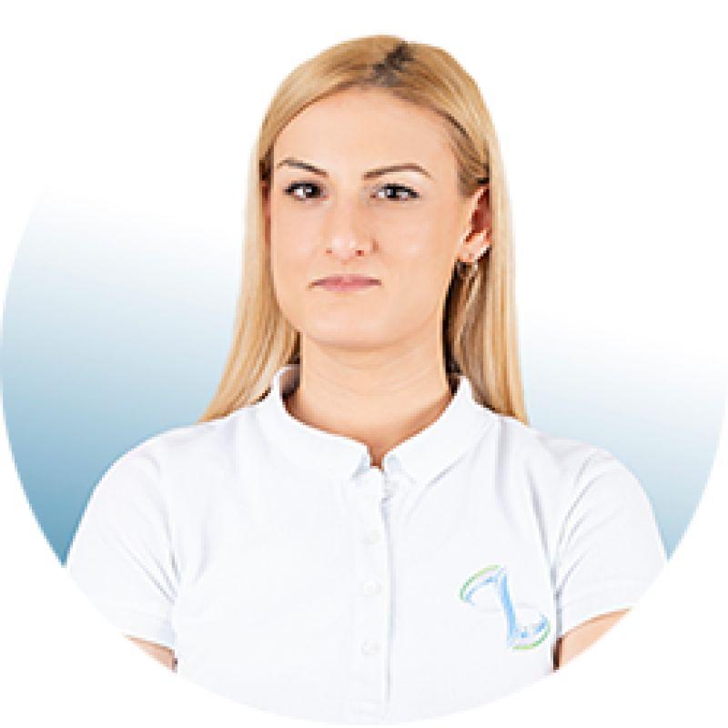 Fizioterapeut Nataša Maraš