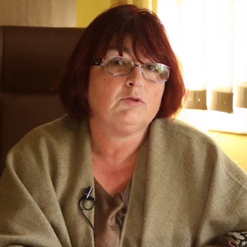 Dr. Jadranka Crnomarković Lunić